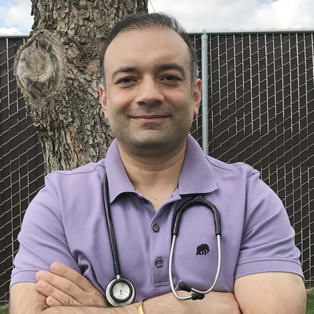 Dr. Kamaldeep Gaheer