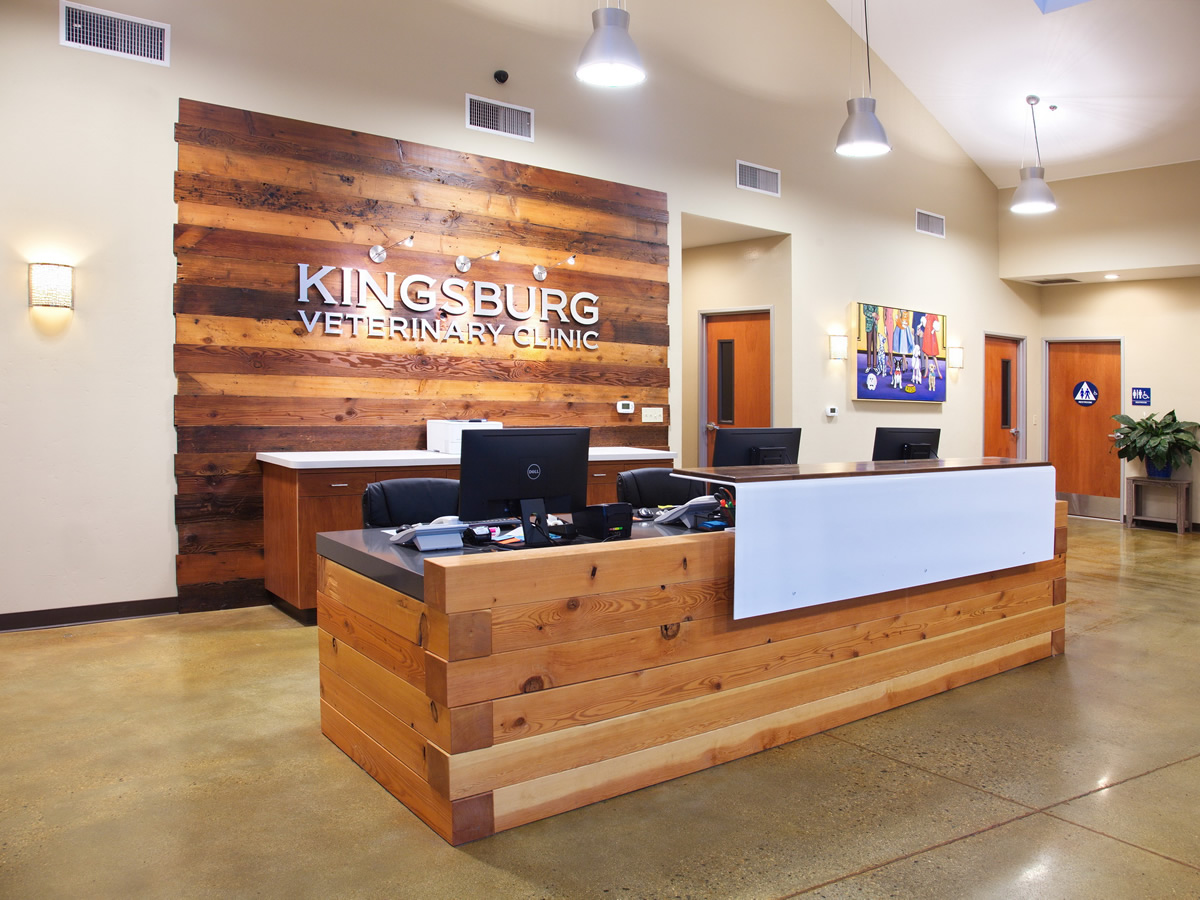 Animal Hospital Tour - Kingsburg Veterinary Clinic - Kingsburg, Selma, Hanford, Reedley, Visalia, Fresno, Clovis, Coalinga, Fowler, Lemoore, Sanger, and Tulare, CA